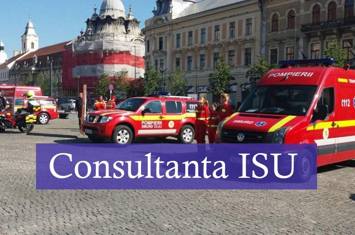 Consultanta ISU